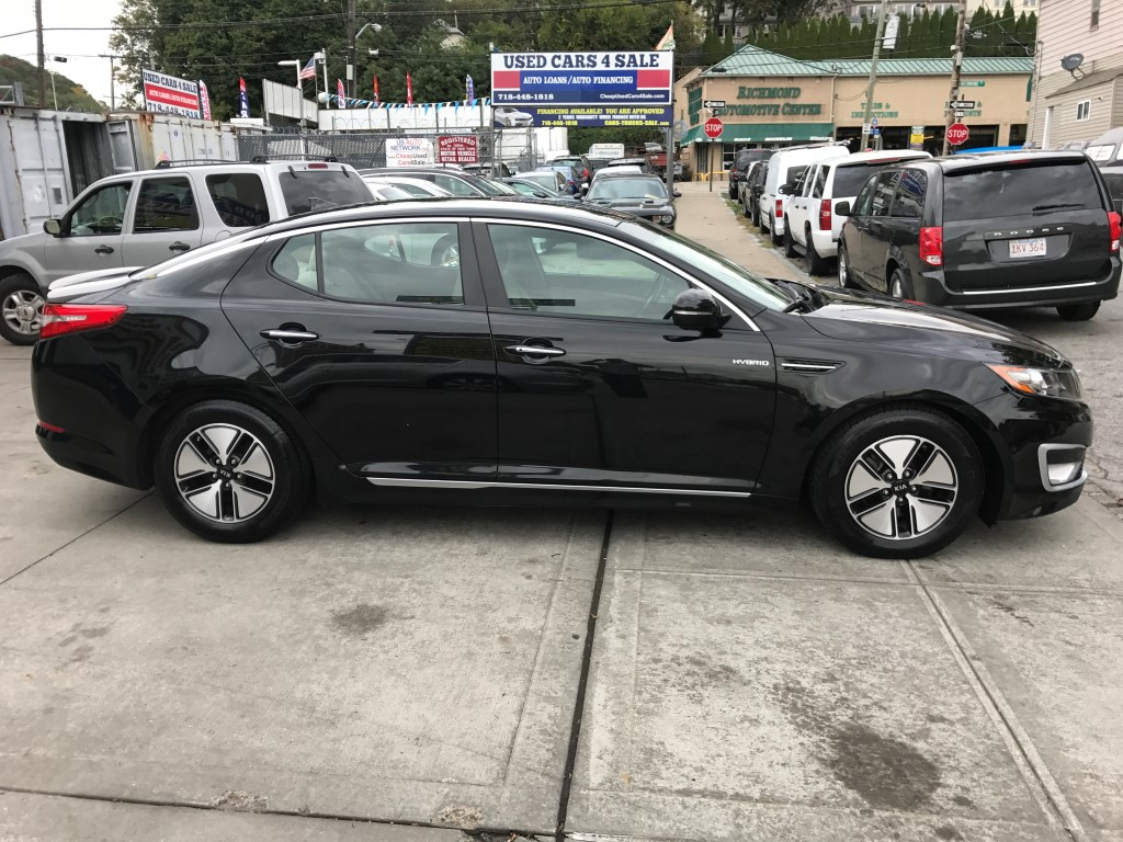 Used - Kia Optima EX Hybrid Sedan for sale in Staten Island NY