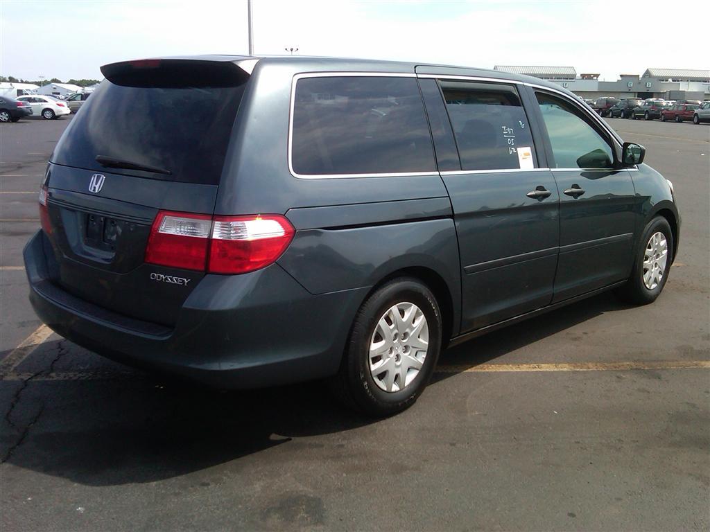 offers used car for sale 2005 honda odyssey minivan lx 9 in. Black Bedroom Furniture Sets. Home Design Ideas