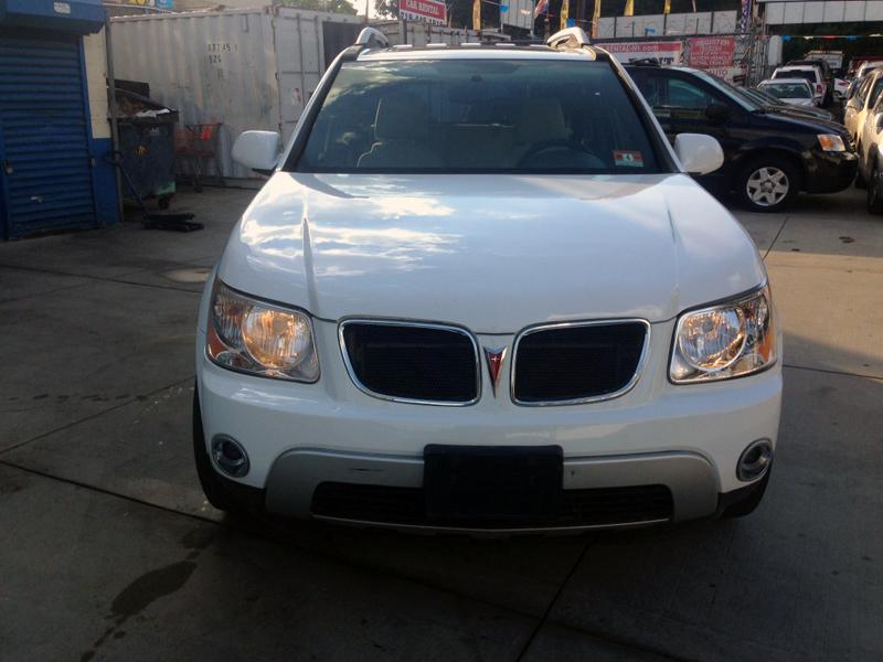 Used 2008 Pontiac Torrent Awd 6 490 00