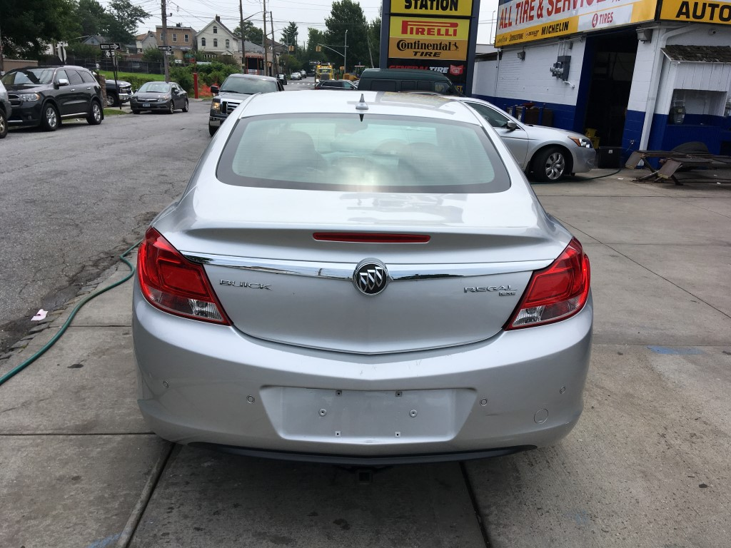 Used - Buick Regal CXL Sedan for sale in Staten Island NY