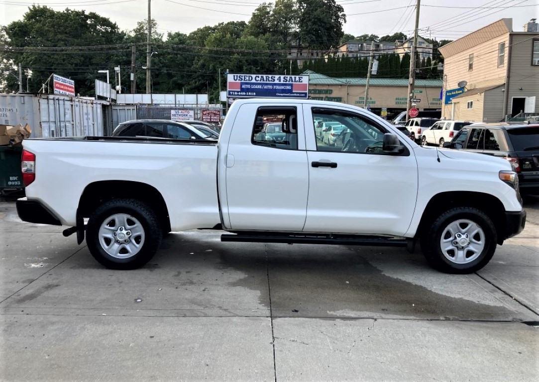 Used - Toyota Tundra SR 4x4 4dr Double Cab Pickup Truck for sale in Staten Island NY