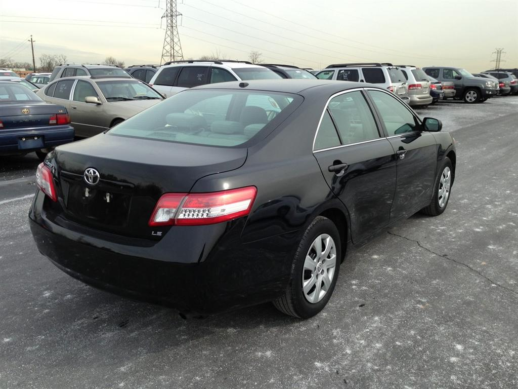 offers used car for sale 2010 toyota camry sedan 13 in staten. Black Bedroom Furniture Sets. Home Design Ideas
