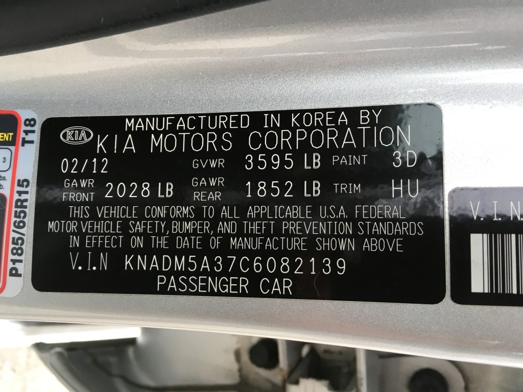 Used - Kia Rio LX Hatchback for sale in Staten Island NY
