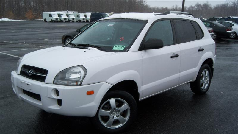 Audi Used For Sale >> Used 2005 Hyundai Tucson Sport Utility $8,590.00