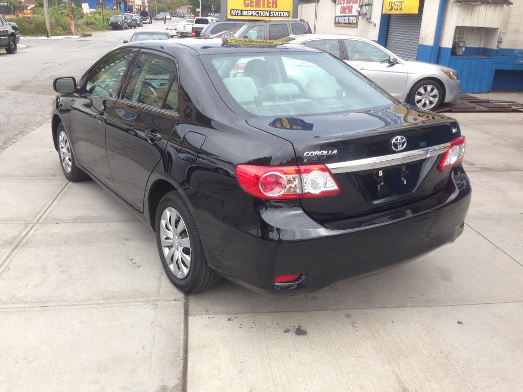 Used 2013 Toyota Corolla LE $11,590.00