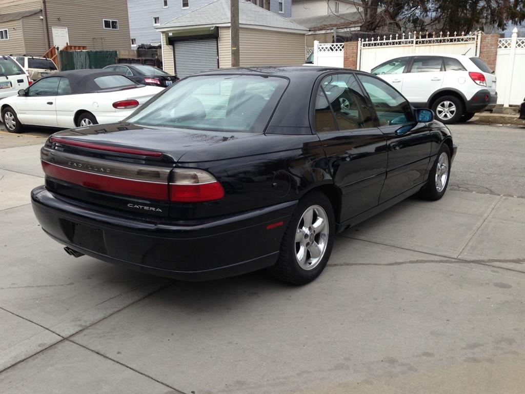 1999 cadillac catera sedan for sale in brooklyn ny. Cars Review. Best American Auto & Cars Review