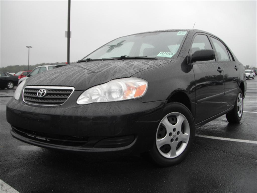 Used Nissan Altima For Sale >> Used 2006 Toyota Corolla Sedan $7,690.00