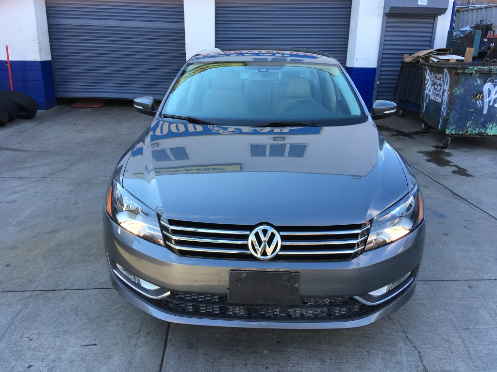 Used - Volkswagen Passat Limited Edition Sedan for sale in Staten Island NY
