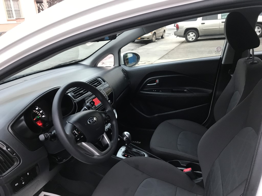 Used - Kia Rio LX Sedan for sale in Staten Island NY
