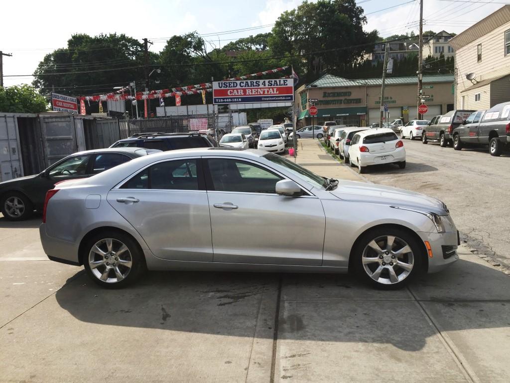 Used 2015 Cadillac Ats Luxury Rwd Sedan 18 390 00