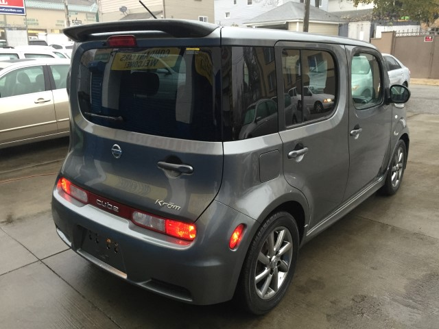 Used 2009 Nissan Cube Krom Hatchback 549000