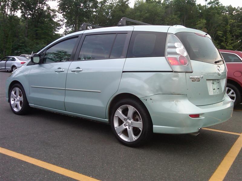 offers used car for sale 2006 mazda mazda5 minivan 6 in staten. Black Bedroom Furniture Sets. Home Design Ideas