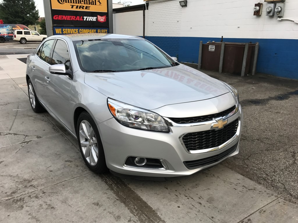 Used - Chevrolet Malibu LT  for sale in Staten Island NY