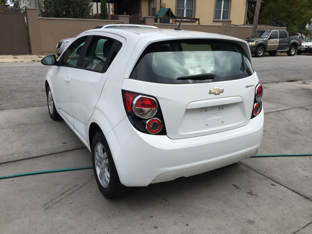 Cheap Used Cars For Sale >> Used 2012 Chevrolet Sonic LS Hatchback $5,690.00