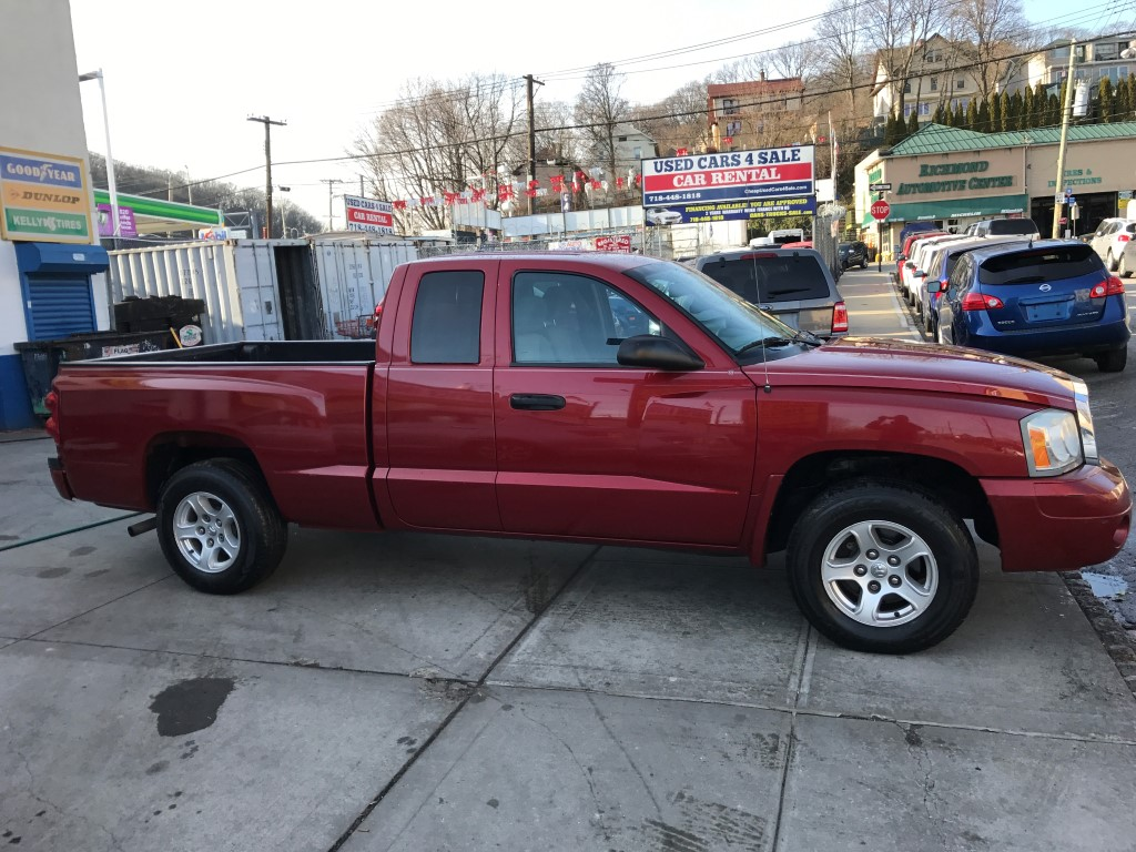 used dodge dakota slt truck for sale in staten island ny. Black Bedroom Furniture Sets. Home Design Ideas