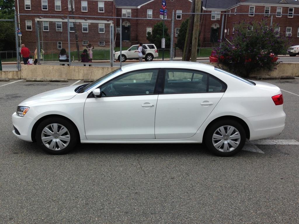 2012 Volkswagen Jetta Sedan Slammed