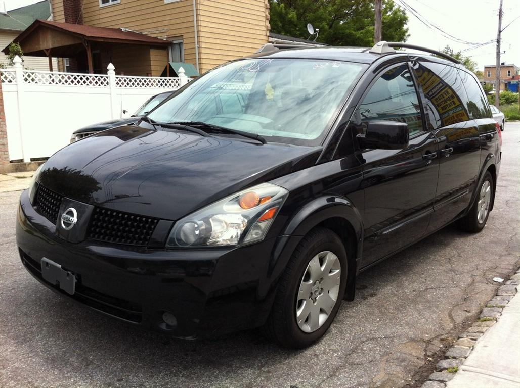 offers used car for sale 2006 nissan quest s minivan 7 in. Black Bedroom Furniture Sets. Home Design Ideas