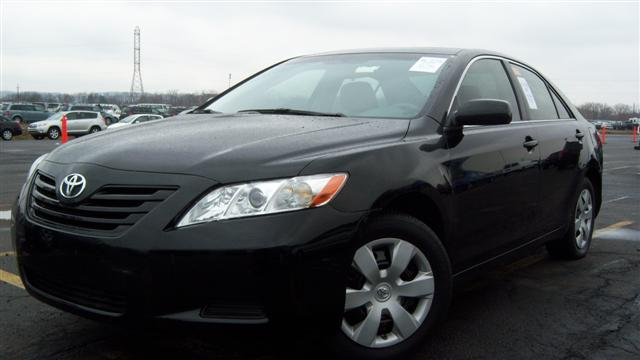 Used Toyota Camry For Sale >> Used 2007 Toyota Camry Le Sedan 12 500 00