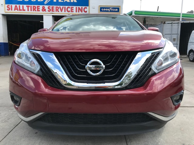 Used - Nissan Murano SV AWD SUV for sale in Staten Island NY