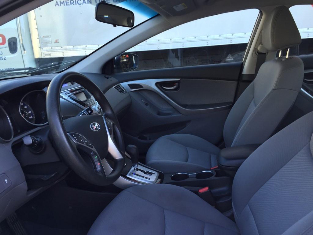 Used 2011 Hyundai Elantra Gls Sedan 6 990 00