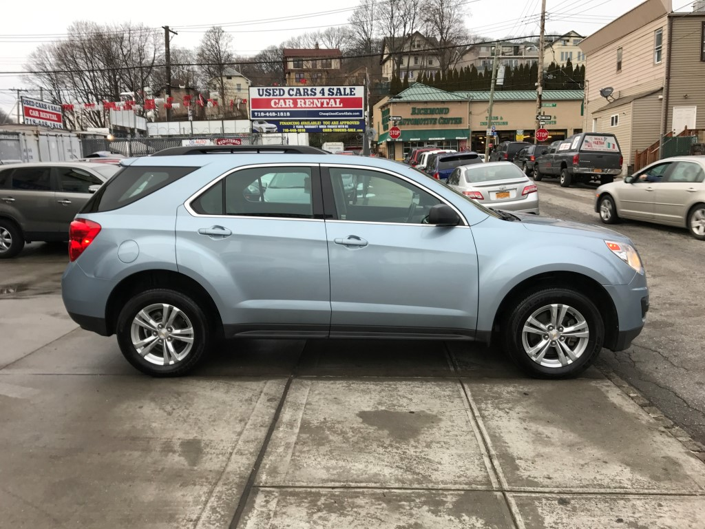 Used 2014 Chevrolet Equinox Ls Awd Suv 9 990 00