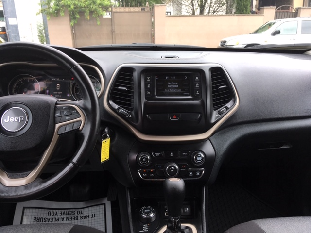 Used - Jeep Cherokee Sport 4WD SUV for sale in Staten Island NY