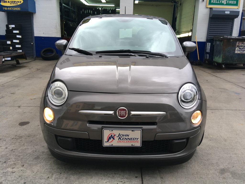 Used - Fiat 500 Sport Hatchback for sale in Staten Island NY
