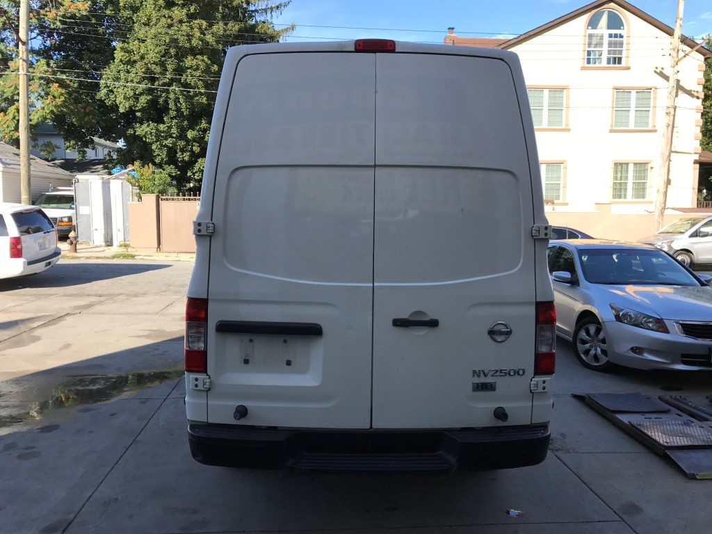 Used - Nissan NV2500 S Truck for sale in Staten Island NY