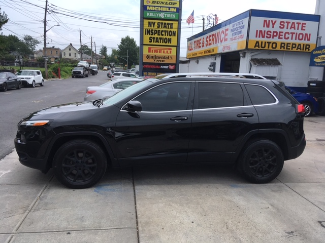 Used - Jeep Cherokee Latitude 4x4 SUV for sale in Staten Island NY