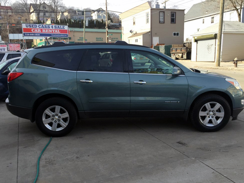 used chevrolet traverse lt sport utility 4 dr for sale in staten. Cars Review. Best American Auto & Cars Review