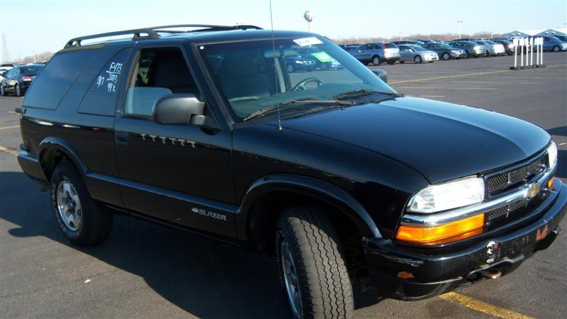 Chevrolet Blazer Extra on 2003 Lincoln Ls 4 2 Engine