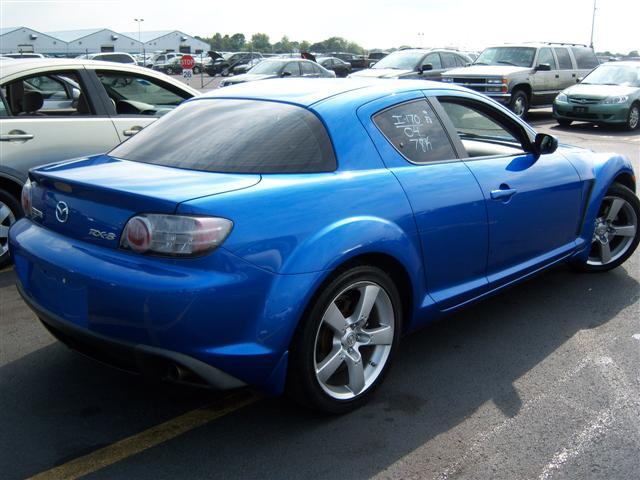 2018 Santa Fe Sport >> Used 2004 Mazda RX-8 2 Door Coupe $7,999.00