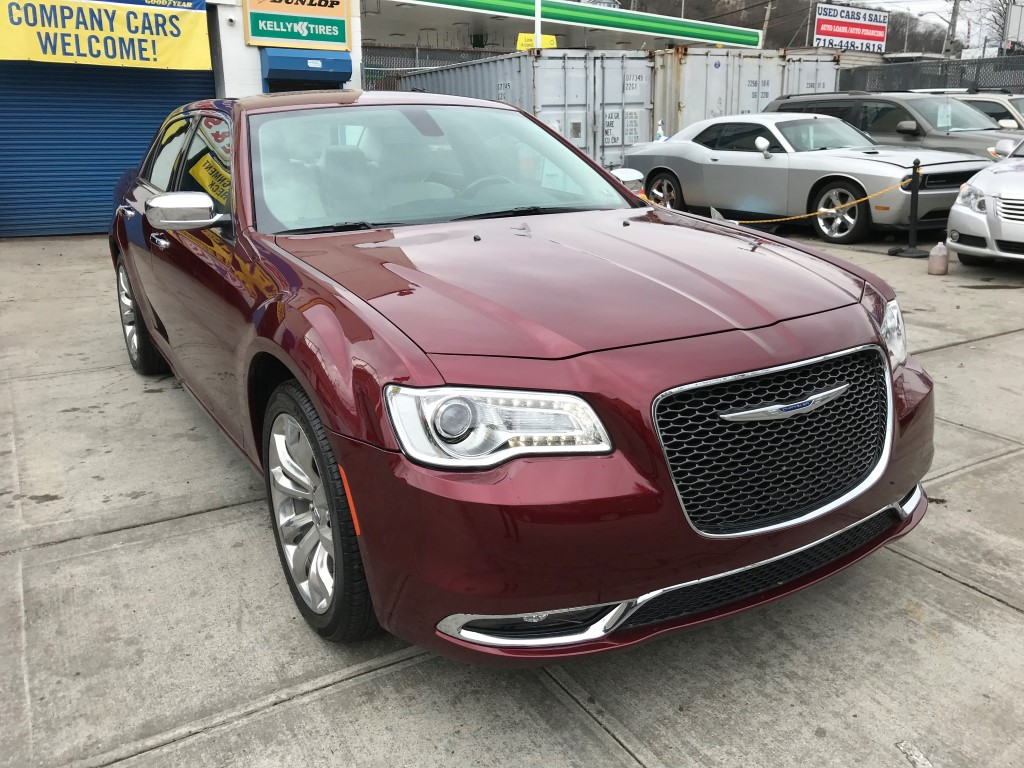 Used - Chrysler 300 Limited Sedan for sale in Staten Island NY
