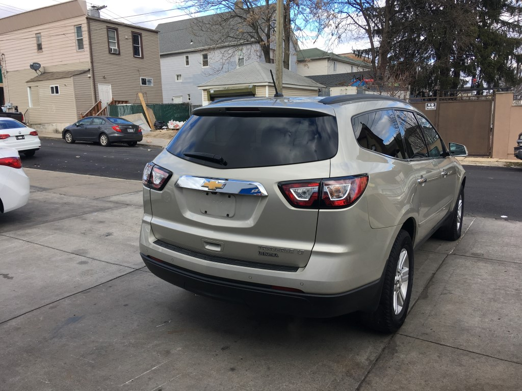 Used - Chevrolet Traverse LT SUV for sale in Staten Island NY