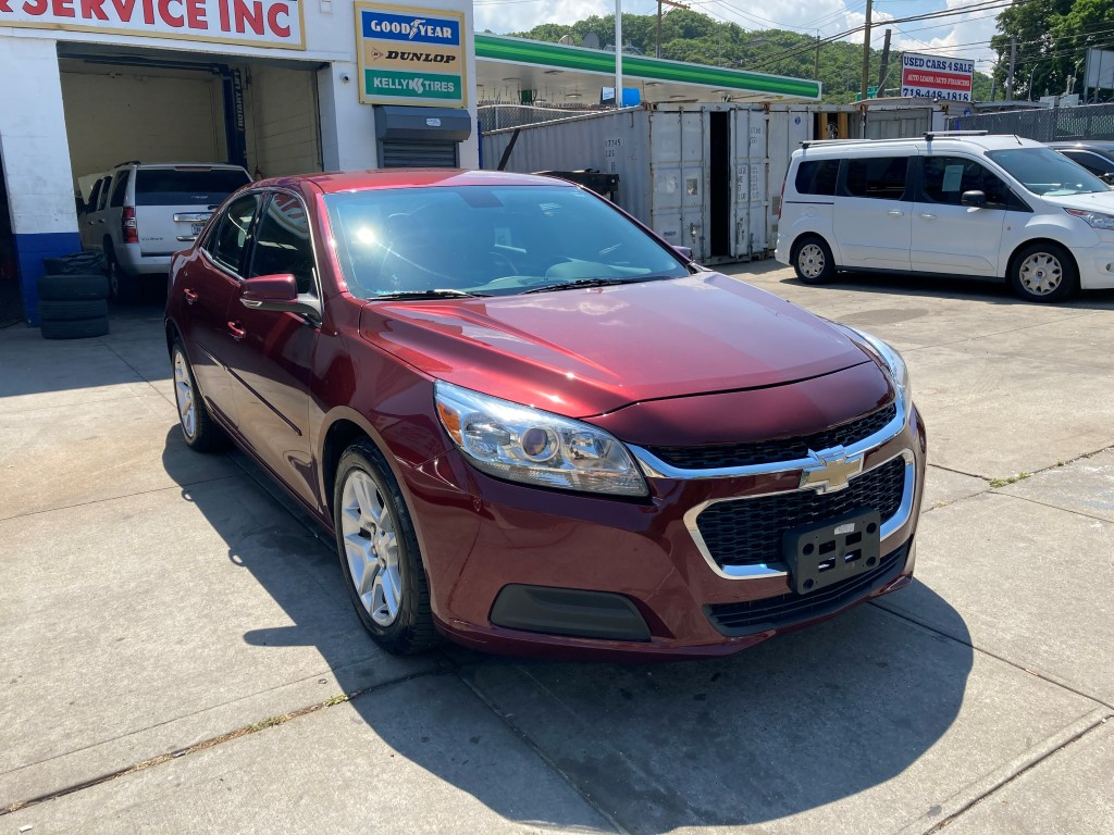 Used - Chevrolet Malibu LT Sedan for sale in Staten Island NY