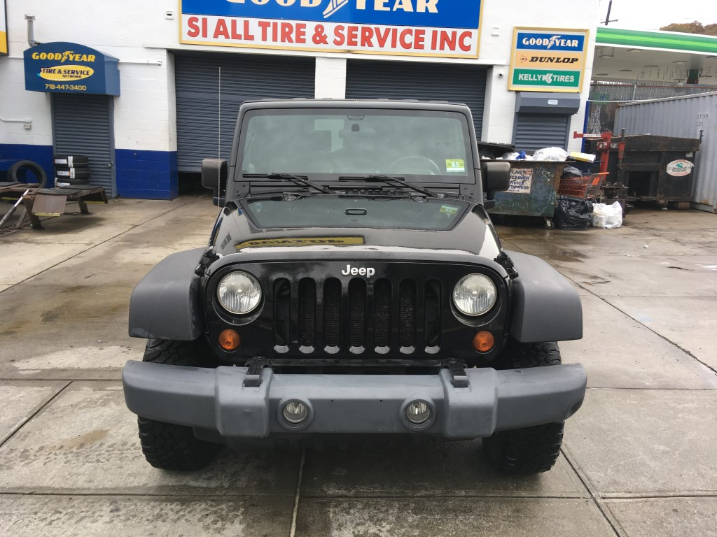 Used - Jeep Wrangler Rubicon 4x4 SUV for sale in Staten Island NY
