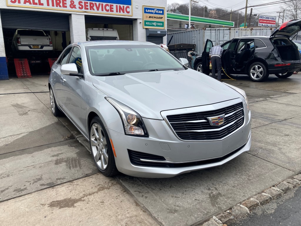 Used - Cadillac ATS Luxury RWD Sedan for sale in Staten Island NY