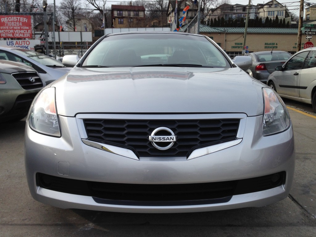 Used Nissan Altima For Sale >> Used Car for Sale - 2008 Nissan Altima Coupe $10,990.00 in ...