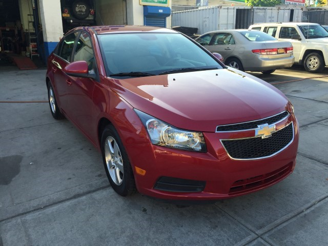 used 2014 chevrolet cruze lt 4dr sedan 10. Black Bedroom Furniture Sets. Home Design Ideas