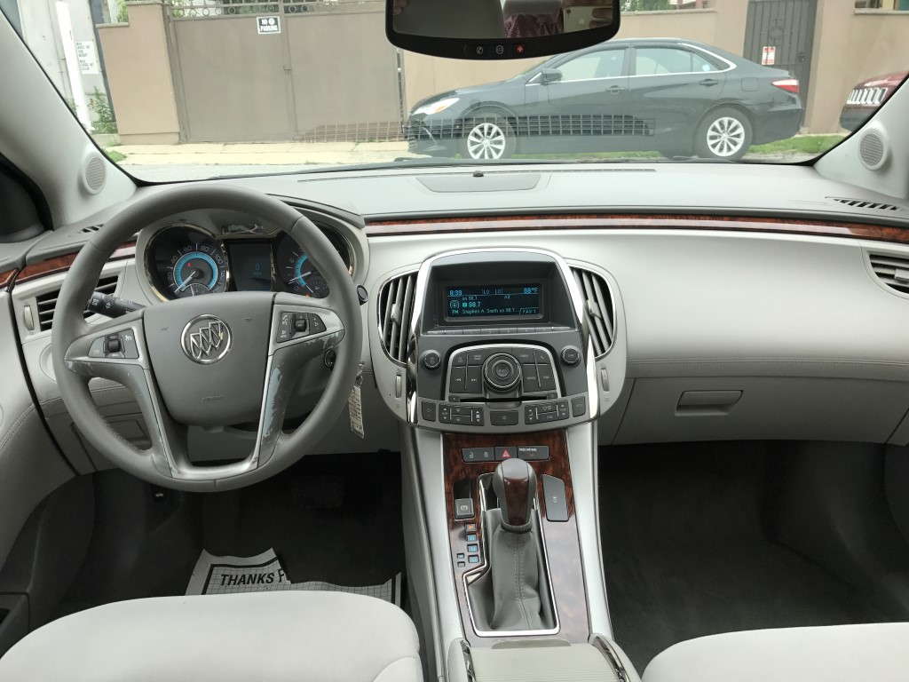 Used - Buick Lacrosse CX Sedan for sale in Staten Island NY
