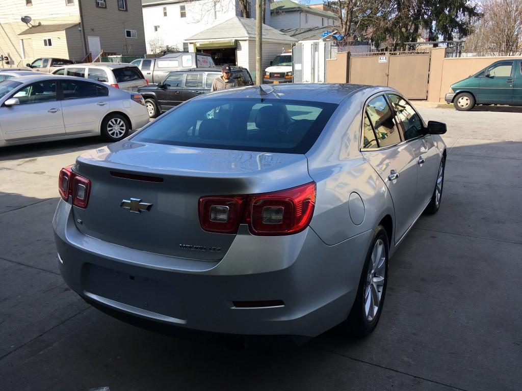 Used 2015 Chevrolet Malibu Ltz Sedan 8 990 00