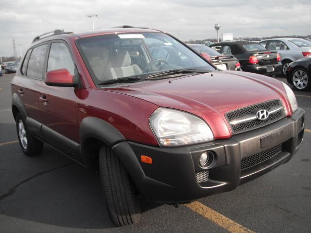 Used Car For Sale 2005 Hyundai Tucson Sport Utility