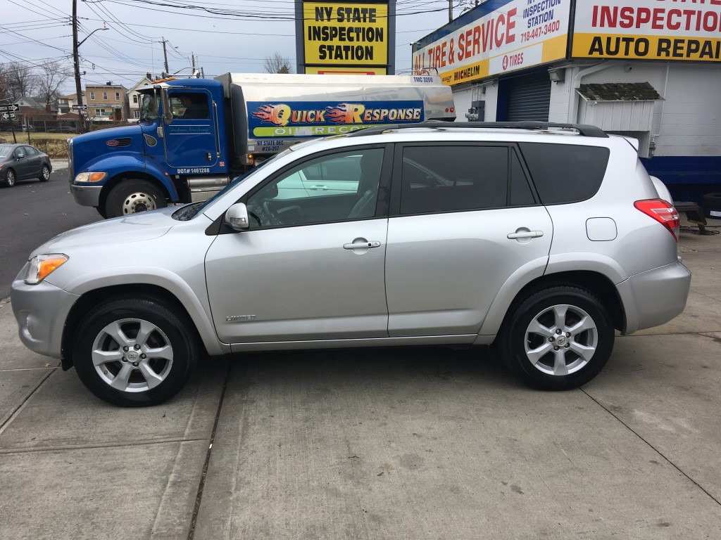 Used - Toyota RAV4 Limited 4x4 SUV for sale in Staten Island NY