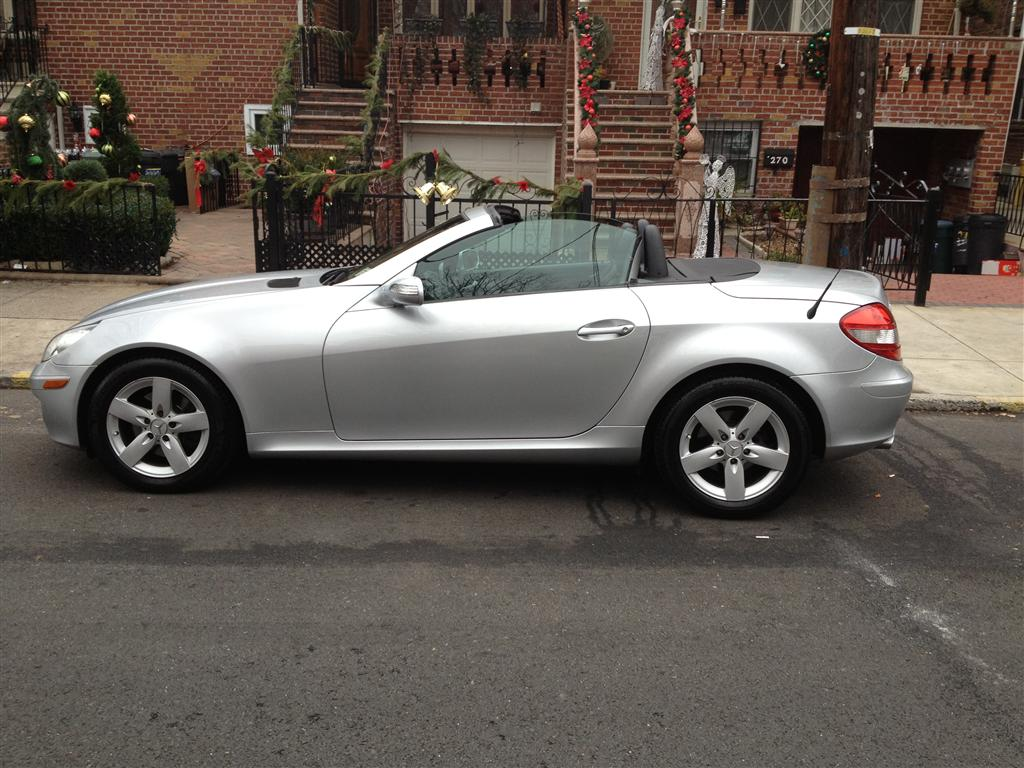 Offers used car for sale 2007 for Mercedes benz convertible used