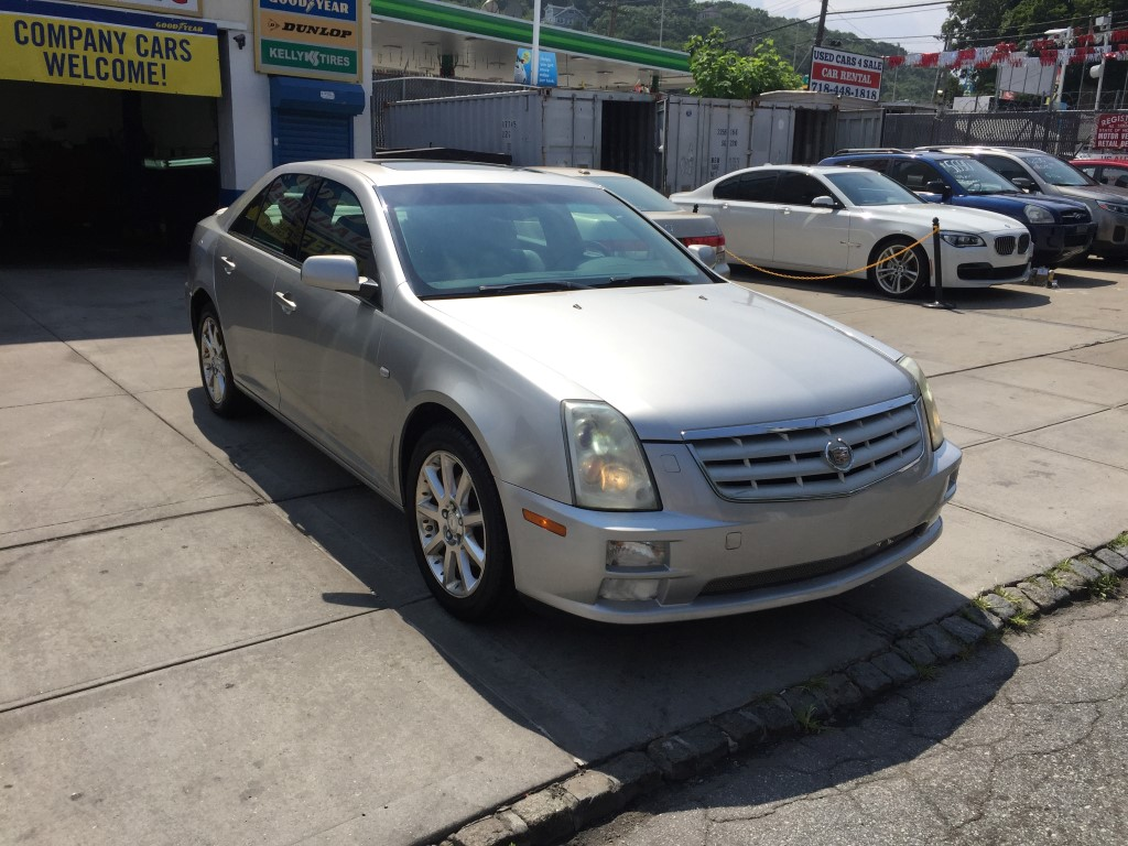 used 2005 cadillac sts awd sedan 4. Cars Review. Best American Auto & Cars Review