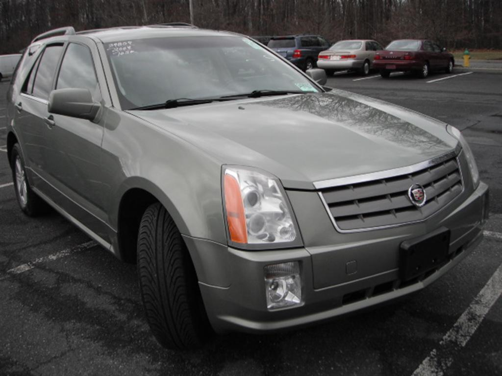 offers used car for sale 2004 cadillac srx sport utility 7. Black Bedroom Furniture Sets. Home Design Ideas