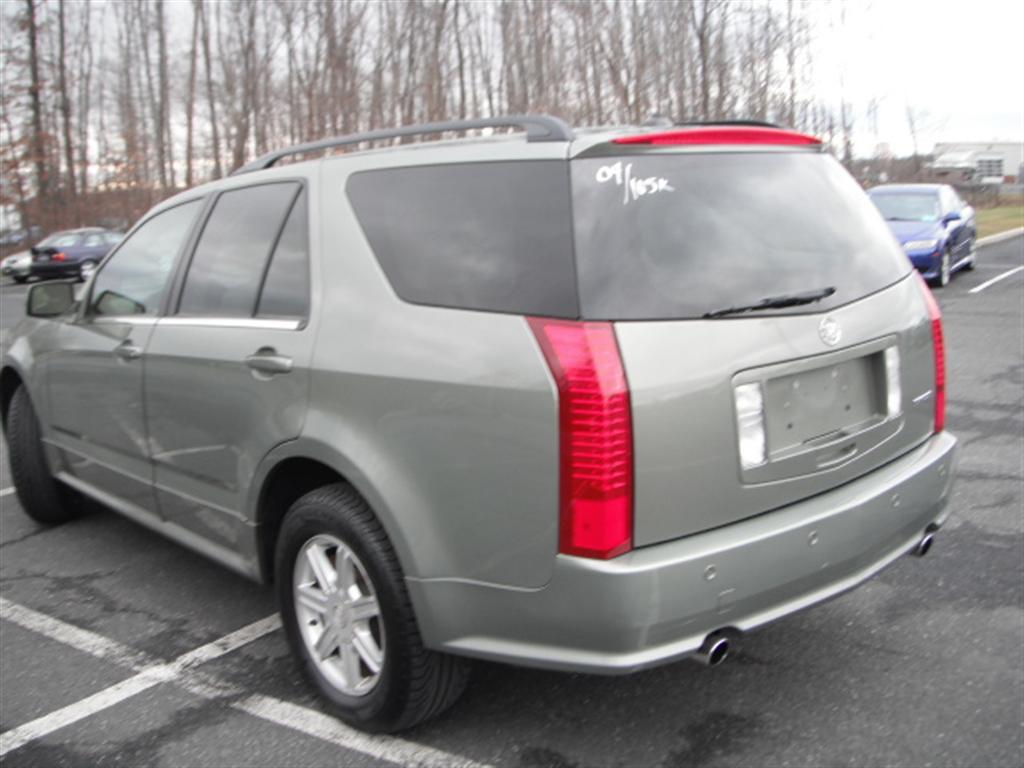 Cadillac Srx Extra