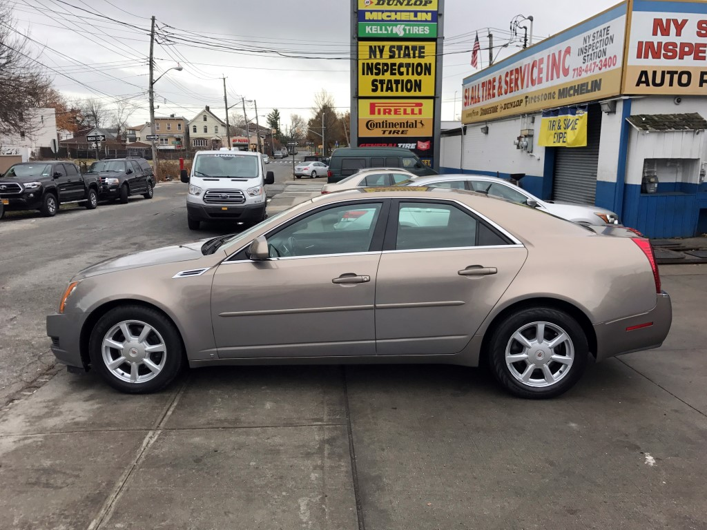 Used - Cadillac CTS Sedan for sale in Staten Island NY