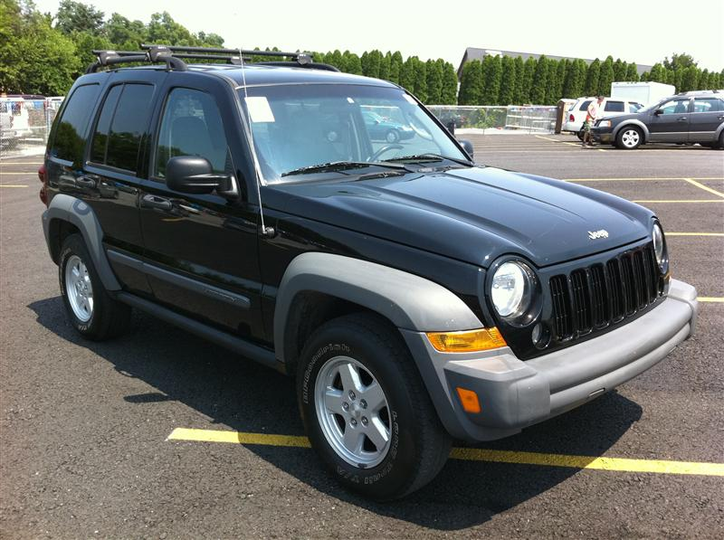 offers used car for sale 2006 jeep liberty sport utility 4wd 6. Black Bedroom Furniture Sets. Home Design Ideas