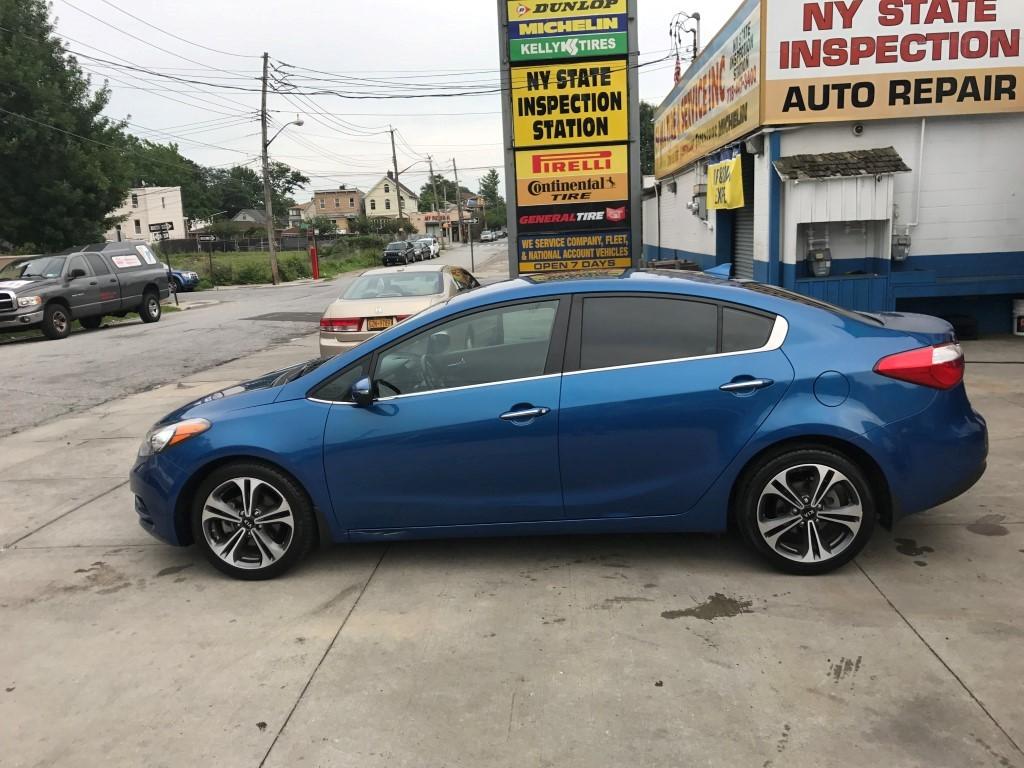 Used - Kia Forte EX Sedan for sale in Staten Island NY